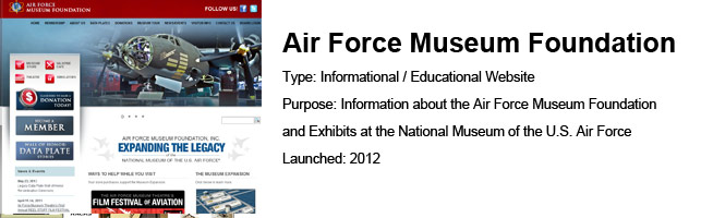 Air Force Museum Foundation – Social Media