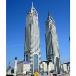 Al Kazim Twin Towers - Dubai, UAE
