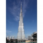 Burj Khalifa - Dubai - Tallest Building in the World