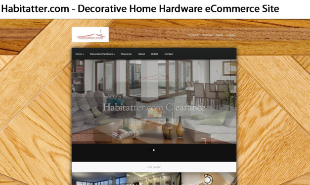 Habitatter.com – e-Commerce