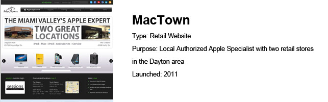 MacTown – Social Media / Marketing
