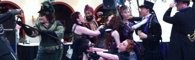 Up in the Aether 2013 – Steampunk Con