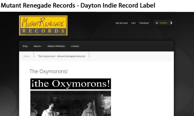 Mutant Renegade Records – Informational