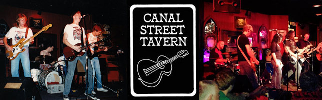 Last Official Show at Canal Street Tavern – 11/30/13
