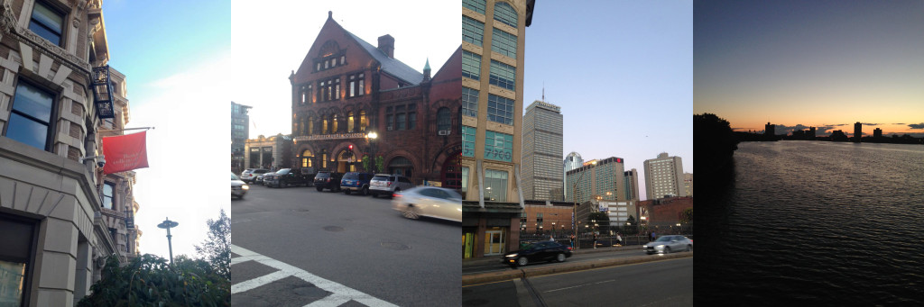 Various Places Around Boston