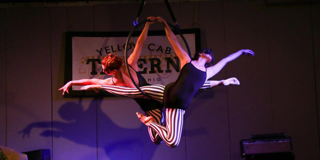 The K & B Double Dream Team - Hopping & Lyre Hoop (Dayton, OH)