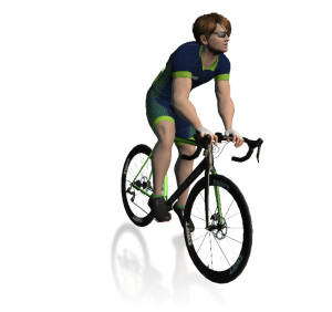 Zwift Avatar - Greg Simerlink